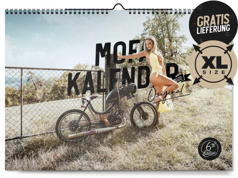 Mofakalender A2 «Original» 2020 (Limited Edition)