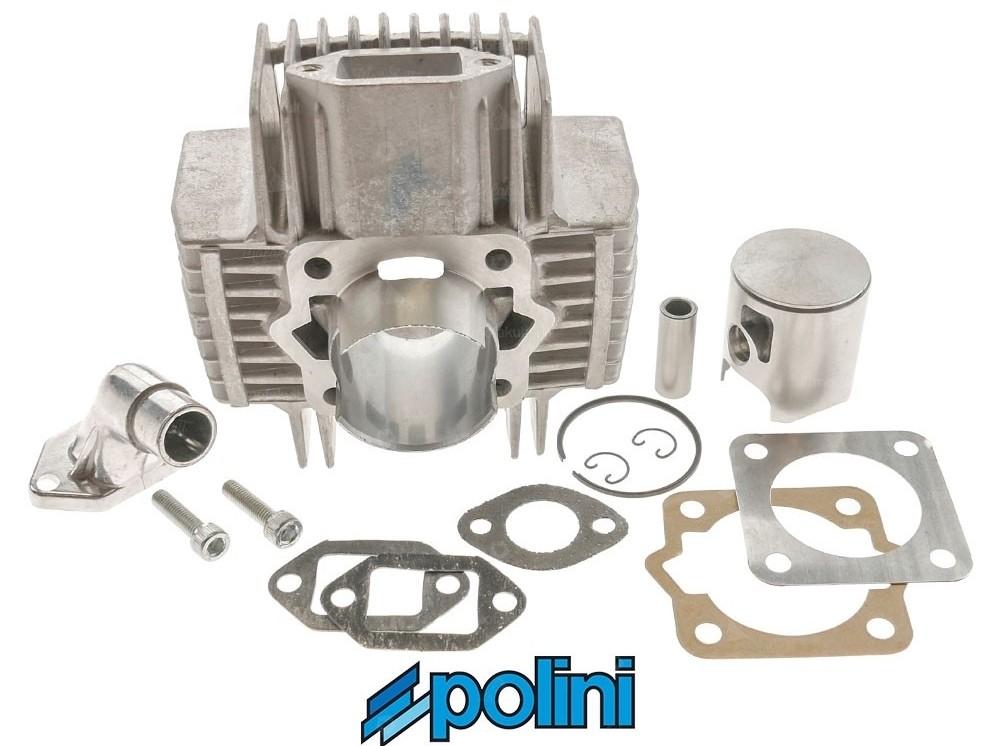 Polini 43 mm Zylinderkit Morini M01 / M02 (Kobo 12 mm) NOS