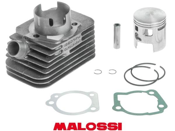 Malossi Ø 46.5 mm Rennsatz ohne Kopf, Piaggio Ciao/Si (axe 10 mm)