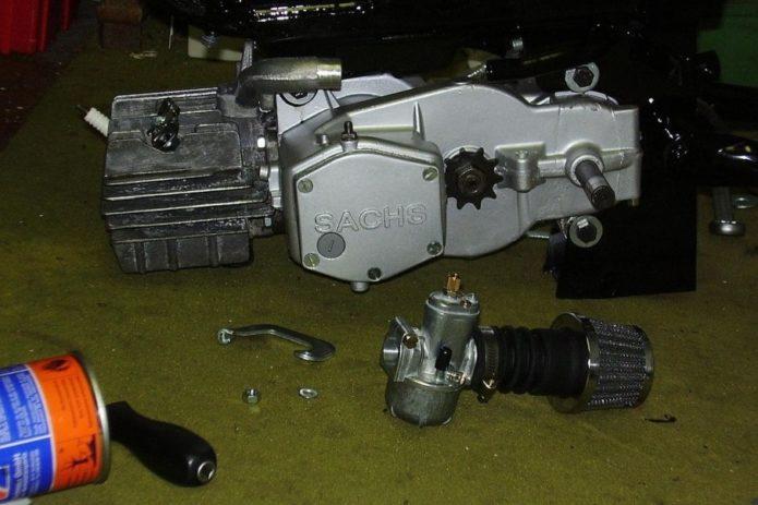 Sachs Mofamotoren