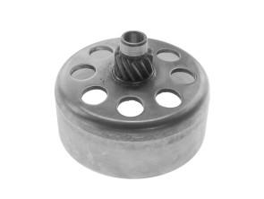 Kupplungsglocke Puch ZA50 (Ø10.25 mm / 13 Zähne) NOS