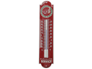 Zündapp Emaille Thermometer