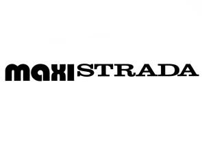 """Maxi Strada"" Kleber schwarz"