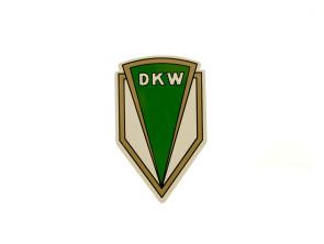 """""""DKW"""" Wappen Wasserabziehbild"""