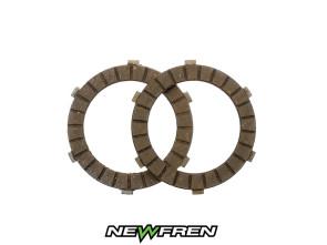 Puch X30 Kupplungslamellen (1A-Qualität) NewFren