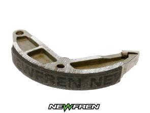 Bremsbacke hinten Piaggio (Ø135x16mm) NewFren