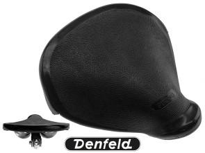 Sattel Denfeld schwarz original