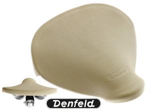 Sattel Denfeld elfenbein original