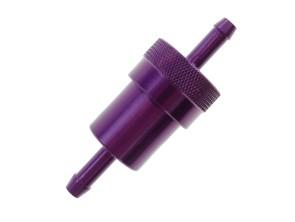Benzinfilter violett (demontierbar)
