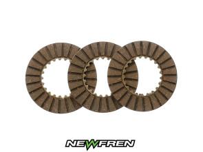 Kupplungslamellen Sachs >50 ccm (NewFren) 3 Stk.