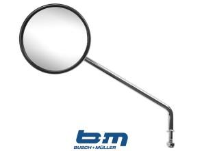 Spiegel rund Bumm Chrom ohne Schelle