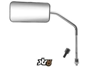 Spiegel STR8 F1-Style Chrom universal