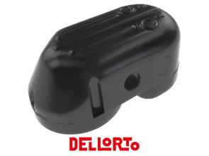 Luftfiltergehäuse Dell'Orto SHA Vergaser Pony Beta 521 mit Zusatzloch