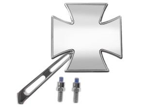 Iron Cross Spiegel Chrom rechts *1A-Qualität*