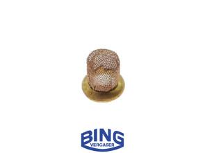 Siebhülse Benzineinlass Bing SRE, SRA, SLH, SRF, SRC