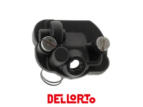 Vergaserdeckel 45° Dell'Orto SHA 14 - 16 mm