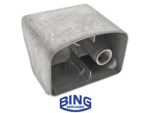 Luftfilterkappe Bing SSB Ausf. mit Membran NOS