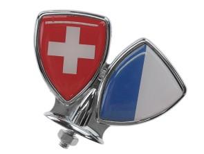 Schutzblech-Emblem Zürich