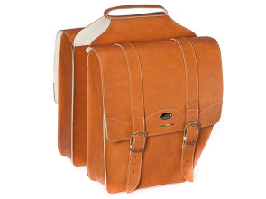 Gepäcktasche Classic Cognac