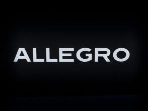 """""""Allegro"""" Kleber weiss"""