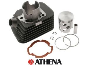 Athena Ø43 mm Rennzylinder ohne Kopf, Piaggio (axe 10mm)