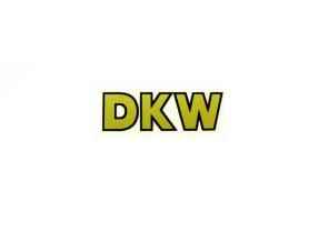 """""""DKW"""" Wasserabziehbild klein"""