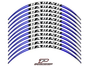 ProGrip Sticker Felgen Racing blau