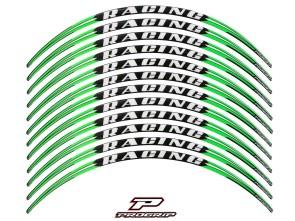 ProGrip Sticker Felgen Racing grün