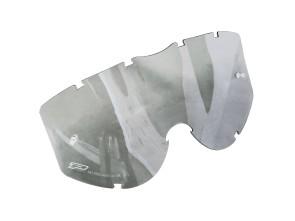 ProGrip Ersatzglas Raceline silver