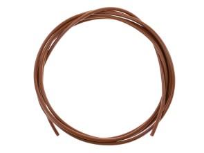 Stromkabel 1-adrig braun 0.75mm² (per Meter)