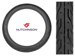 "Hutchinson 2.75 x 17"" Semi-Slick"