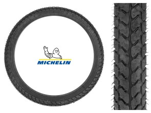 "Michelin Pneu 2.25 x 17"" Gazelle"