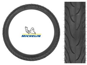 """Michelin Pneu 2.75 x 17"""" Pilot Street"""