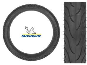 """Michelin Pneu 3.00 x 17"""" Pilot Street"""