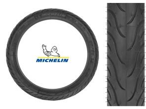 """Michelin Pneu 3.00 x 16"""" Pilot Street"""
