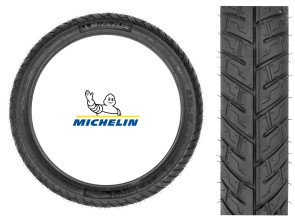 "Michelin Pneu 2.50 x 17"" City Pro"
