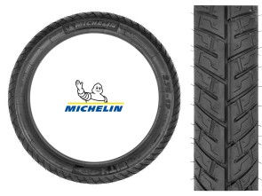 "Michelin Pneu 2.75 x 17"" City Pro"