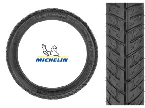 "Michelin Pneu 3.00 x 16"" City Pro"