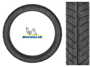 "Michelin Pneu 3.00 x 17"" City Pro"