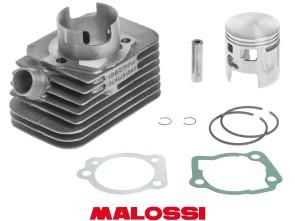 Malossi Ø 46.5 mm Rennsatz ohne Kopf, Piaggio Ciao/Si (axe 10mm)