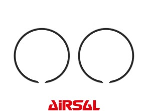 Kolbenringe 43.5 mm Airsal Beta 512 & 521
