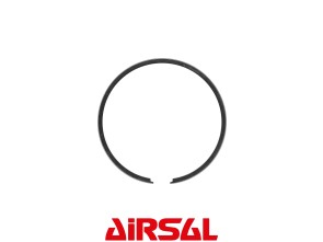 Kolbenring Airsal 45x1.5 mm Puch hartverchromt