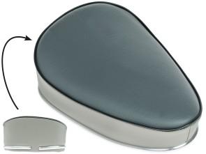 Sitzbänkli grau/dunkelgrau universal