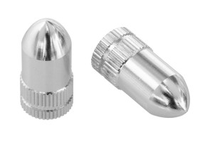 Ventilkappen Spike Aluminium