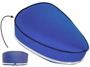 Mofa Sitzbänkli blau