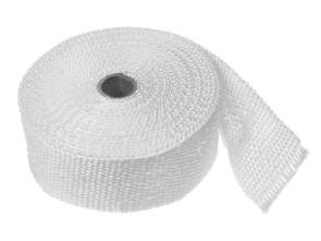Hitzeschutzband Krümmer weiss (per Meter)