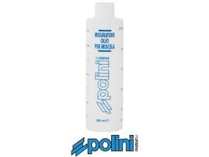 Polini Ölmessbehälter 250 ml (mit 7 Mischverhältnissen)