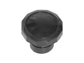 Tankdeckel Kunststoff stecken Ø30 mm