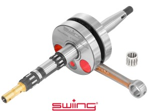 swiing Kurbelwelle High End Puch ZA50 2-Gang Automatik (10.2 mm Zapfen)