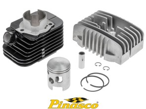 Pinasco Ø42 mm Rennsatz inkl. Kopf, Piaggio Si (axe 10mm)